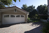 Garage (A) - 11720 Winding Way, Los Altos 94024