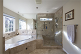 Master Bath (B) - 11720 Winding Way, Los Altos 94024