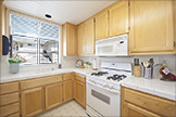 Kitchen (B) - 401 Baltic Cir 429, Redwood Shores 94065