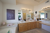 Master Bath (A) - 401 Baltic Cir 429, Redwood Shores 94065