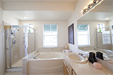 Master Bath (B) - 401 Baltic Cir 429, Redwood Shores 94065