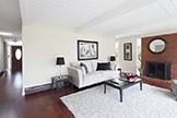 Living Room (B) - 3985 Bibbits Dr, Palo Alto 94303