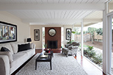 Living Room (E) - 3985 Bibbits Dr, Palo Alto 94303