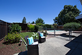 1061 Clark Ave, Mountain View 94040 - Back Yard (A)