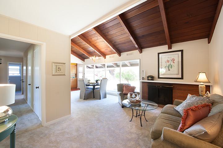 Living Room (A) - 1061 Clark Ave