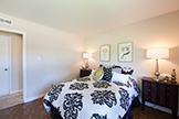 1061 Clark Ave, Mountain View 94040 - Master Bedroom (B)