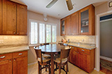 1085 El Solyo Ave, Campbell 95008 - Breakfast Area (A)