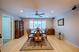 1085 El Solyo Ave, Campbell 95008 - Dining Room (A)