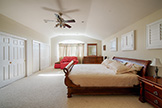 1085 El Solyo Ave, Campbell 95008 - Master Bedroom (A)