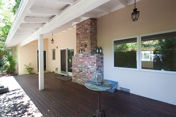 Back Porch (A)