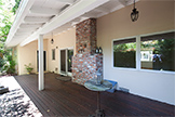 1754 Emerson St, Palo Alto 94301 - Back Porch (A)