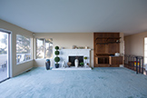 Living Room - 430 Erlin Dr, San Carlos 94070