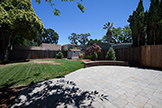 1169 Fay St, Redwood City 94061 - Backyard (A)