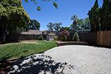 Backyard (A) - 1169 Fay St, Redwood City 94061
