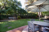 3776 La Donna Ave, Palo Alto 94306 - Backyard (A)