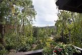 3327 La Mesa Dr 12, San Carlos 94070 - Balcony View (A)