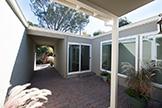 840 La Para Ave, Palo Alto 94306 - Courtyard (A)