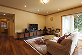1806 Mark Twain St, Palo Alto 94303 - Living Room (A)