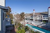 405 Mendocino Way, Redwood Shores 94065 - Balcony View (A)