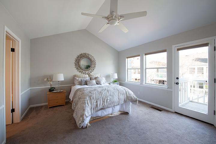 Master Bedroom (A) - 405 Mendocino Way