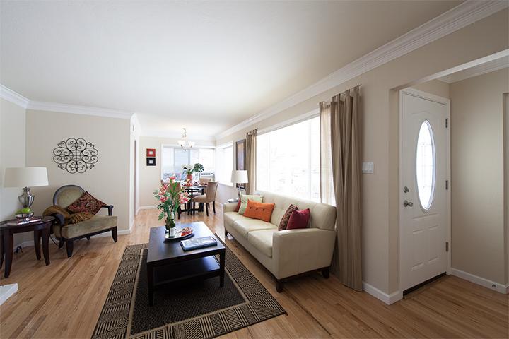 Living Room (D) - 4897 Miramar Ave