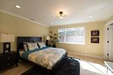 1007 Peggy Ln, Menlo Park 94025 - Master Bedroom (A)
