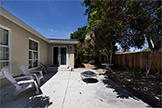934 S Wolfe Ave, Sunnyvale 94086 - Backyard (A)