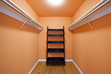 934 S Wolfe Ave, Sunnyvale 94086 - Master Closet (A)