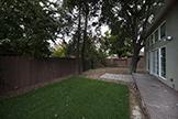 731 San Benito Ave, Menlo Park 94025 - Backyard (A)