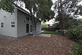 731 San Benito Ave, Menlo Park 94025 - Backyard (B)