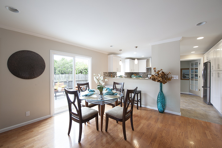 Dining Area (A) - 731 San Benito Ave