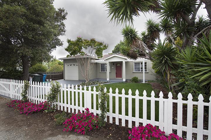 Front Yard (A) - 731 San Benito Ave