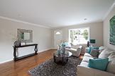 Living Room (B) - 731 San Benito Ave, Menlo Park 94025