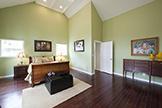 731 San Benito Ave, Menlo Park 94025 - Master Bedroom (A)