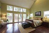 731 San Benito Ave, Menlo Park 94025 - Master Bedroom (B)
