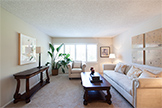 2140 Santa Cruz Ave E110, Menlo Park 94025 - Living Room (A)