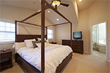 239 Sequoia Ave, Redwood City 94061 - Master Bedroom (A)