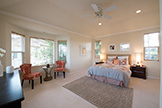 25 Amherst Ct, Menlo Park 94025 - Master Bedroom (B)