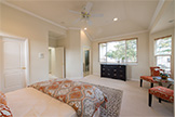 25 Amherst Ct, Menlo Park 94025 - Master Bedroom (D)