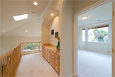 25 Amherst Ct, Menlo Park 94025 - Upstairs Landing (A)