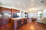 223 Bayberry Cir, Pacifica 94044 - Kitchen Dining (C)