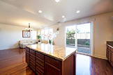 Kitchen View (A) - 223 Bayberry Cir, Pacifica 94044