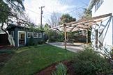 3320 Bryant St, Palo Alto 94306 - Backyard (B)