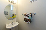 1911 Cambridge Dr, Mountain View 94043 - Half Bath (A)