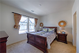 1911 Cambridge Dr, Mountain View 94043 - Master Bedroom (A)