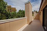 1354 Dale Ave 13, Mountain View 94040 - Balcony 2 (A)