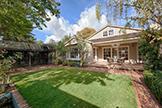 1496 Dana Ave, Palo Alto 94301 - Backyard (B)