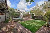 1496 Dana Ave, Palo Alto 94301 - Backyard (C)