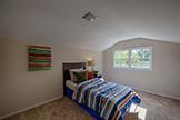 1496 Dana Ave, Palo Alto 94301 - Bedroom 2 (A)