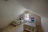 1496 Dana Ave, Palo Alto 94301 - Bedroom 3 (A)